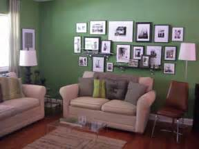Wall paint ideas for living room on living room green wall color paint