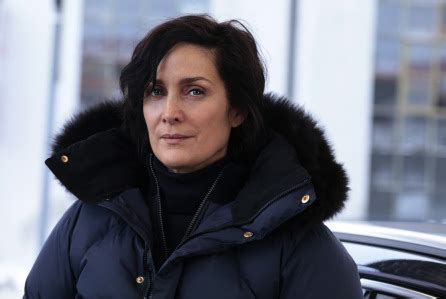 carrie anne moss joins norwegian detective drama wisting