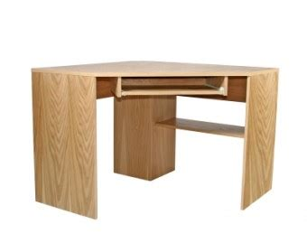 oakwood oak corner desk for office or home aw2320 c