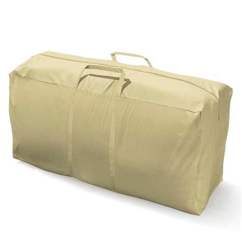 Patio Chair Cushion Storage by Mr Bbq Premium Patio Cushion Storage Bag 13593620