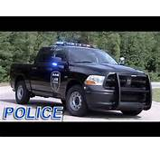 Police Car New Ram Truck  YouTube