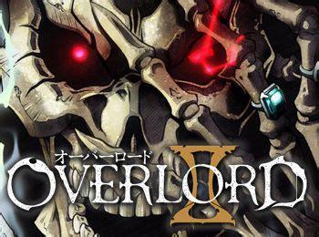 overlord season 2 visual revealed otaku tale