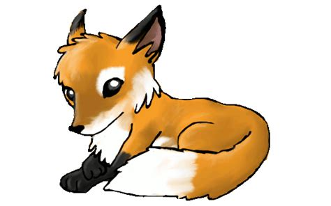 animated pics fox animated clipart best