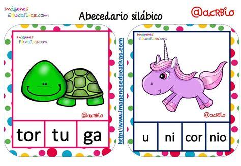 imagenes educativas lengua abecedario sil 225 bico de animales 11 material para