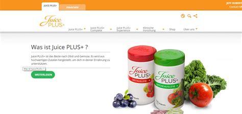 Multifunction Juicer Plus juice plus erfahrungen kann mit juice plus geld
