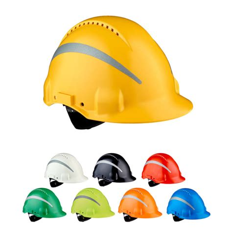 Reflex Aufkleber Helm by 3m Schutzhelm G3000 Mit Uv Sensor Und Reflexstreifen