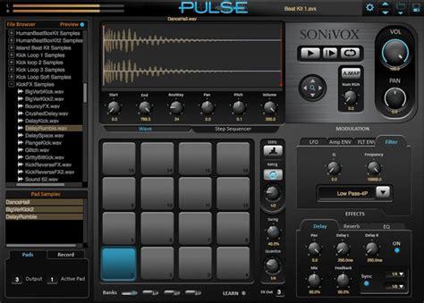 drum pattern generator vst kvr pulse advanced production instrument by sonivox