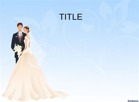 Wedding Powerpoint Template Jipsportsbj Info Wedding Powerpoint Ideas