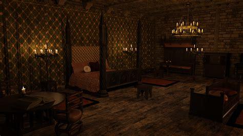 medieval bedroom set mick medieval bedroom new set tweaks angle 1 01 by gator3d on deviantart