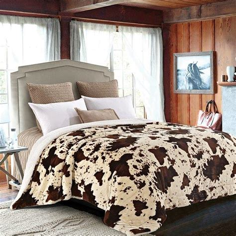 King Size Bed Blanket Rodeo Luxury King Size Sherpa Blanket