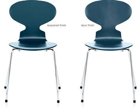arne jacobsen ameise 4 leg ant chair color hivemodern