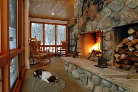 josies cabin  cozy family retreat home design garden