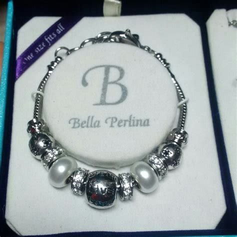 72% off Jewelry   *SALE* Bella Perlina Bracelet Necklace Set from Angel ?suggested user?'s