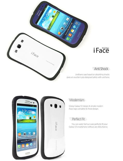 Samsung S5 Anti Shock Anti Original 100 iface cover for samsung galaxy s3 i9300 i9308 class anti shock many colors
