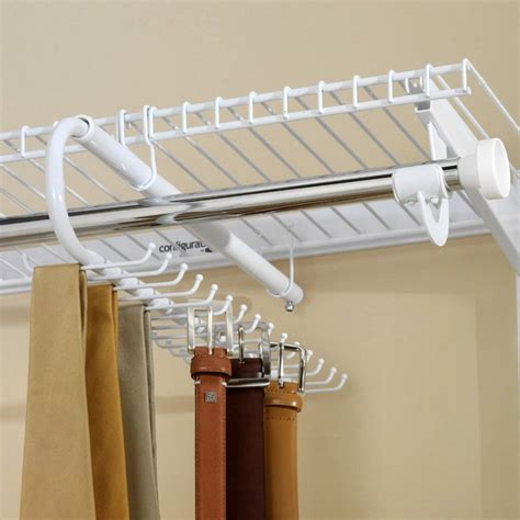 Rubbermaid Tie And Belt Rack by 78 Images About Organize Ties On Tie