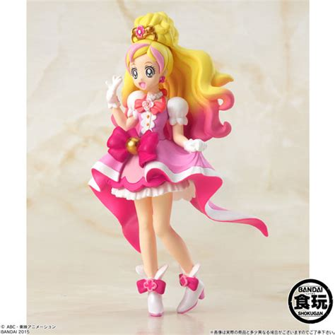 Pretty Cure Figure Set 3 amiami character hobby shop web limited go