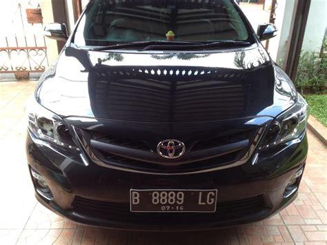 Accu Mobil Altis wts grand new altis hitam 2011