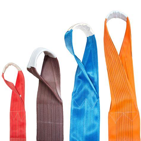 Tali Sling 5 Meter Webbing Sling 5 Meter Tali Pengikat Tambang Barang duplex 5m polyester webbing sling lifting slings ese direct