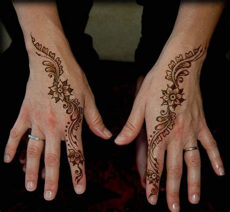 henna tattoo guide 30 simple arabic mehndi designs for hands 2016 guide