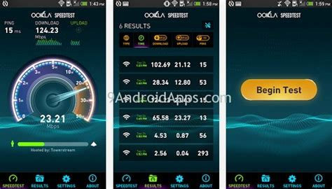 speedtest net apk speedtest net premium v3 2 7 apk