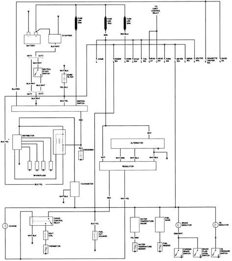 toyota hilux wiring diagram 2003 32 wiring diagram