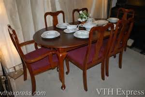 second hand dining table and chairs in manchester images