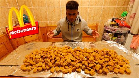 100 chicken nugget challenge 500 chicken nugget challenge