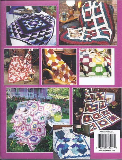 Ultimate Book Of Quilt Afghans by S Ultimate Book Of Quilt Afghans Amish