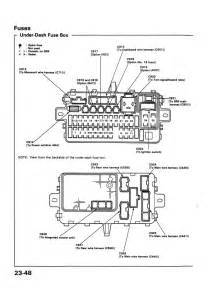 1993 honda civic sol electrical harness wiring diagram 1993 honda free wiring diagrams
