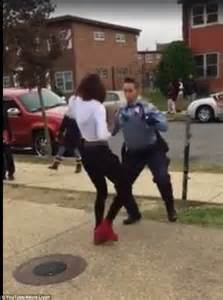 40 movies with great fights where women beat up men teen challenges female police officer to nae nae dance off