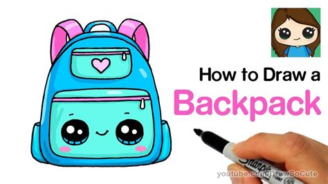 How To Draw Back To School