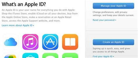 apple id login login and settings for apple account