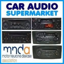 Renault Radio Decoder Renault Megane 2002 2008 Cd Player Radio Tuner List Code