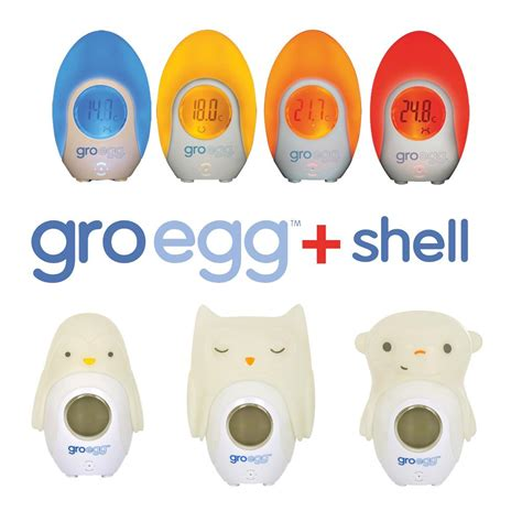 gro egg room thermometer gro egg baby room thermometer free groegg shell cover free p p