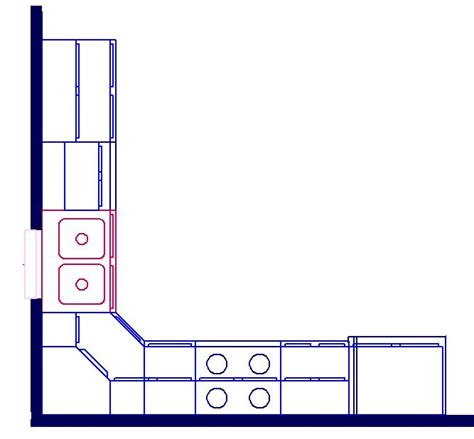 l shaped kitchen layout sle l shaped kitchen design afreakatheart