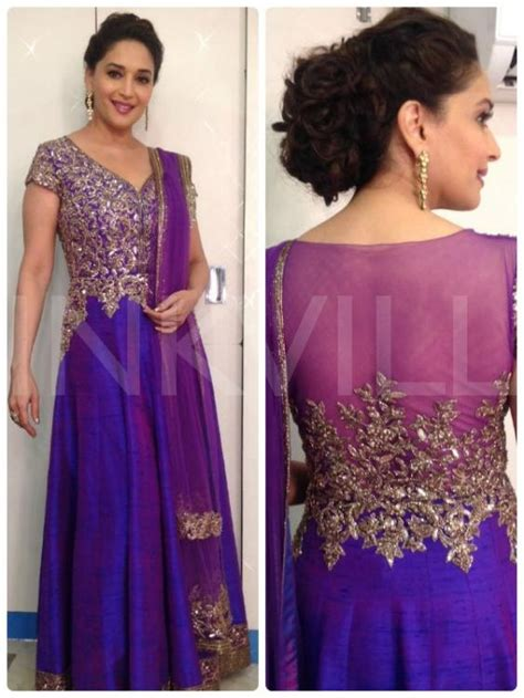 02 Cilla Tunik madhuri dixit in manish malhotra yay or nay pinkvilla