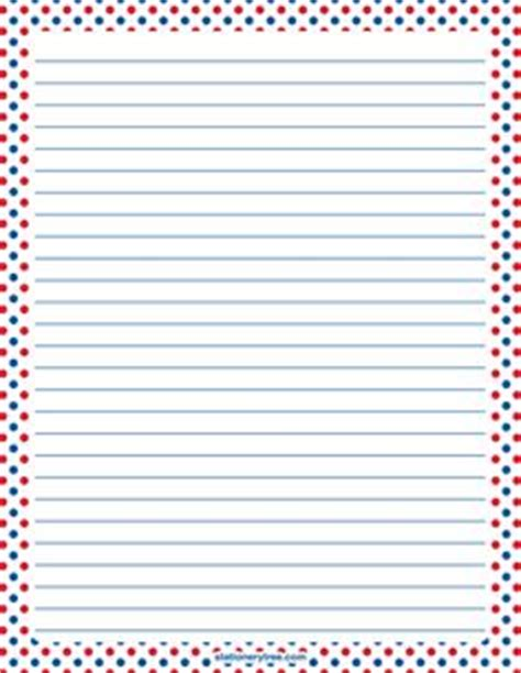 free printable patriotic lined paper 1000 images about stationery at stationerytree com on