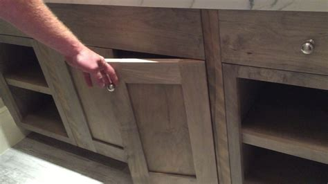 driftwood gray kitchen cabinets stunning driftwood gray maple cabinets youtube