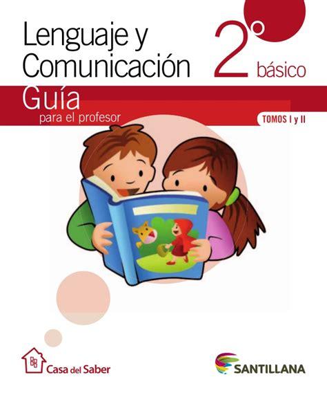 guia del profesor lenguaje2
