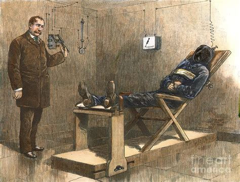 Does Still Use The Electric Chair by I Propose A Return Of Capital What Do You