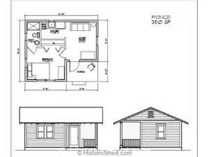 Backyard Cottage Plans 11 Planos De Caba 241 As Peque 241 As De Buen Dise 241 O