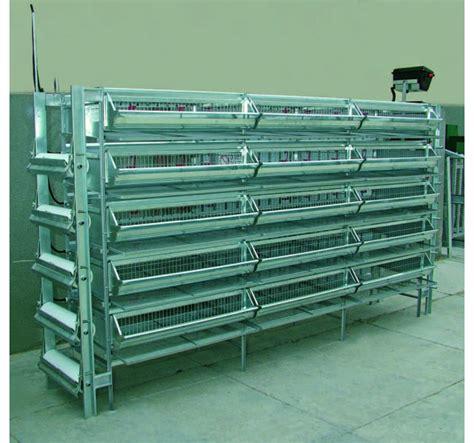 gabbie per allevamento quaglie batteria ovaiola per quaglie venturi