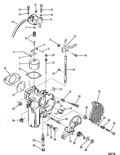 Marine Parts Plus Mercury Serial 35 16402 334-30