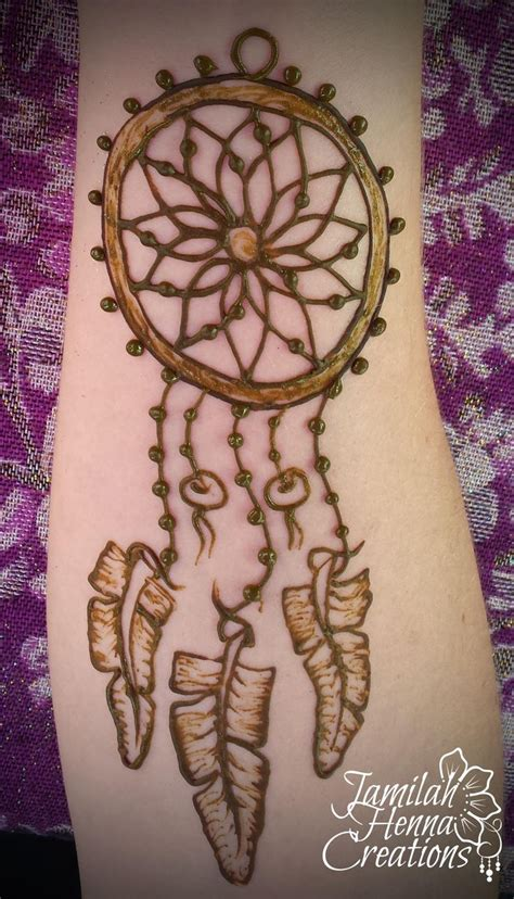 dreamcatcher henna tattoos best 25 catcher henna ideas on white