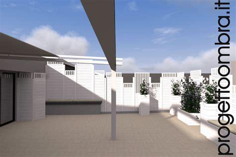 pergolati in legno per terrazzi grigliati e pergole su progetto per terrazzi