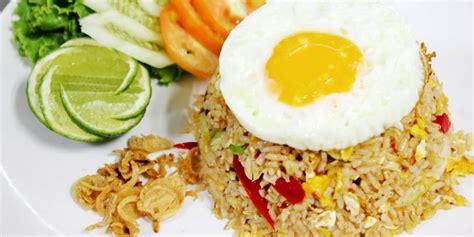 membuat nasi goreng telur cara membuat nasi goreng telur spesial cara membuat