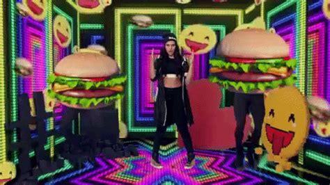 dancing emoji gif hamburgers gifs primo gif latest animated gifs