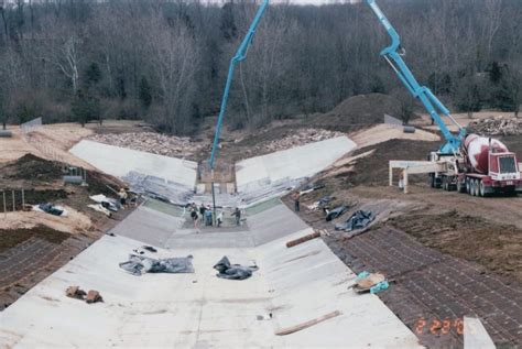 lake berryessa spillway construction lake lakengren dam spillway brumbaugh construction inc