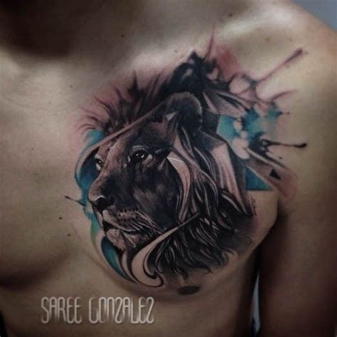 lion tattoo placement 1154 best images about animal tattoos on pinterest