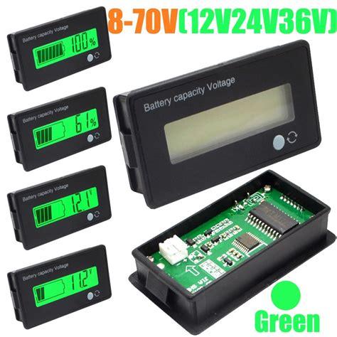 Special Voltmeter Digital Jam Suhu 2 Backlight Volt Meter Vst 4in1 Xtr battery capacity indicator digital voltmeter voltage tester free shipping dealextreme